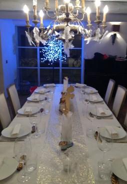 Une table au Paradis