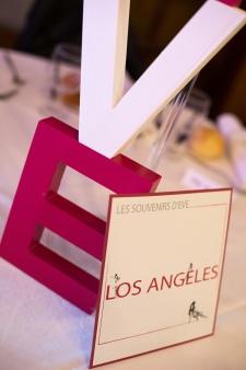 By Niniben (panneaux de tables) pour LYDIE&DREAMS